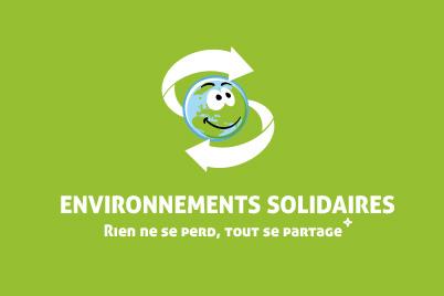 La communication d'Environnements Solidaires